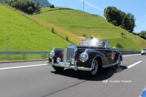 Passione Caracciola Mercedes 300 SC 3