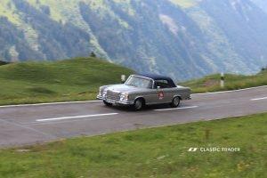 Passione Caracciola Mercedes Benz W 111 6