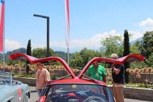 Passione Caracciola Mercedes Fluegeltuerer