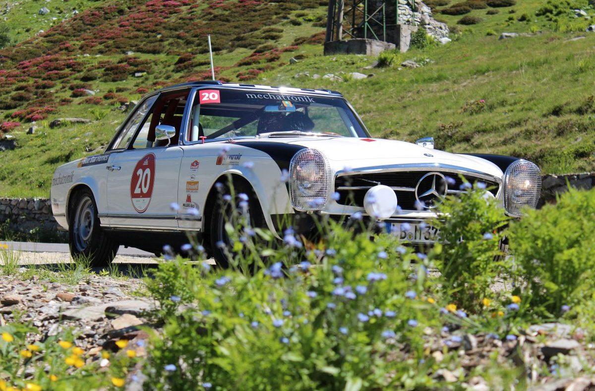 Passione Caracciola Mercedes Pagode 1