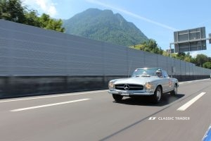 Passione Caracciola Mercedes Pagode 14