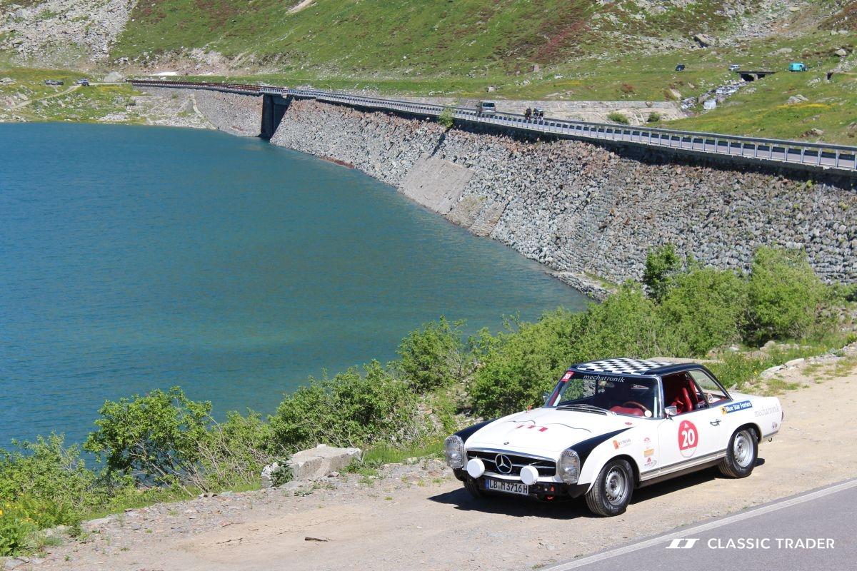 Passione Caracciola Mercedes Pagode 4