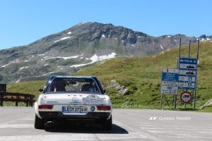 Passione Caracciola Mercedes Pagode 6