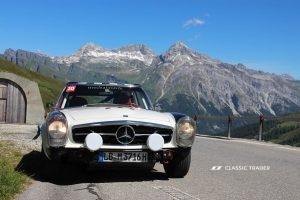 Passione Caracciola Mercedes Pagode 7