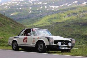 Passione Caracciola Mercedes Pagode 8