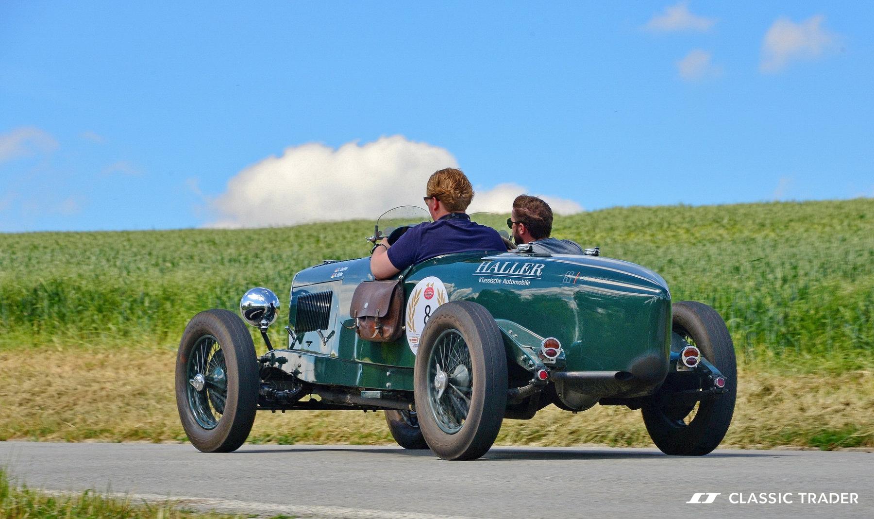 Riley 12/4 Special 1936
