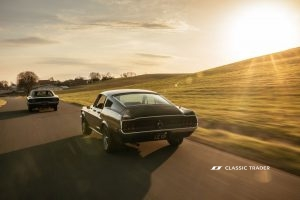 Bullitt Reunion Ford Mustang Dodge Charger 11