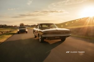 Bullitt Reunion Ford Mustang Dodge Charger 6