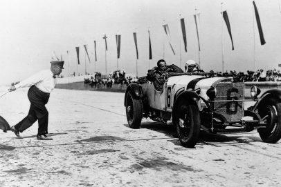Mercedes-Benz SS Dreifachsieg