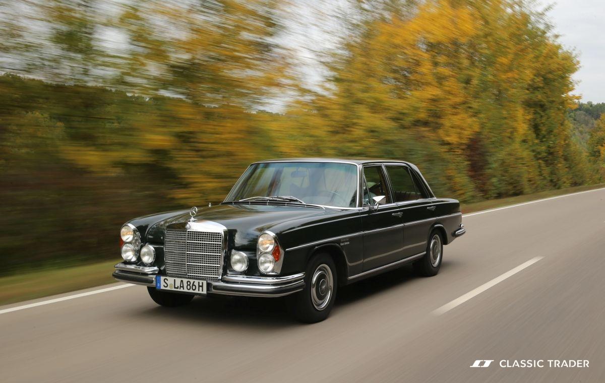 Mercedes-Benz 300 SEL 6.3 (W109) Kaufberatung 1