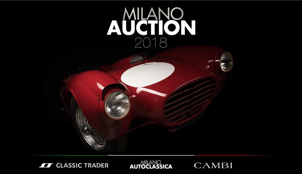 Milano Auction 2018