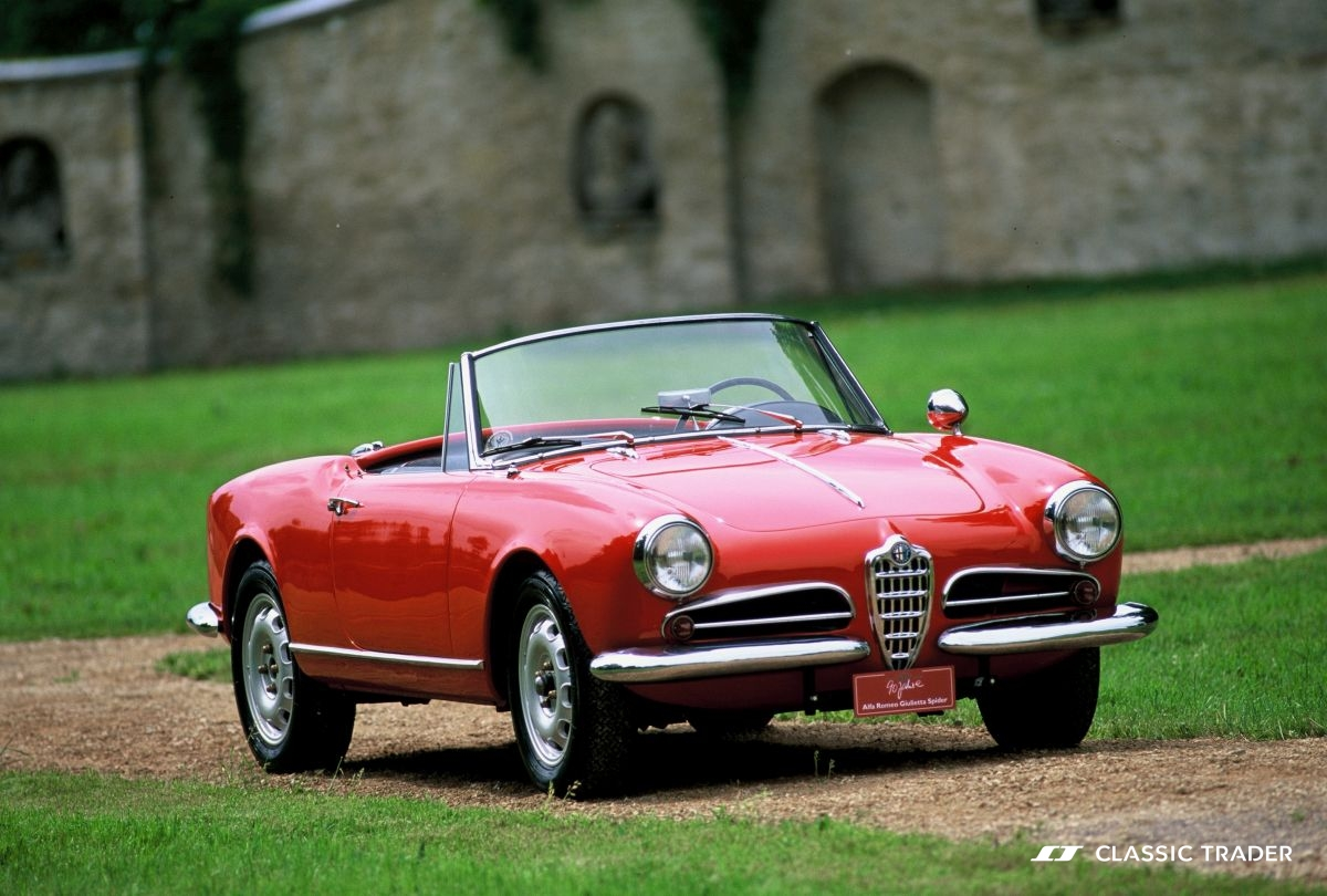 Pininfarina Alfa Romeo Giulietta Spider
