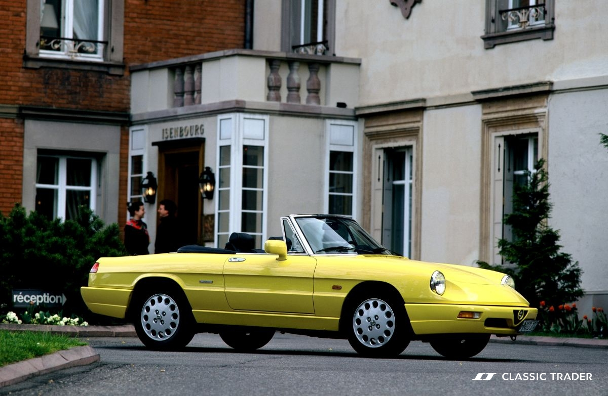 Pininfarina Alfa Romeo Spider 1