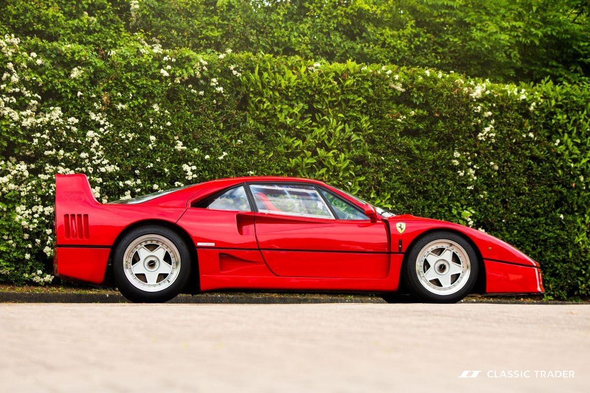 Pininfarina Ferrari F40 3