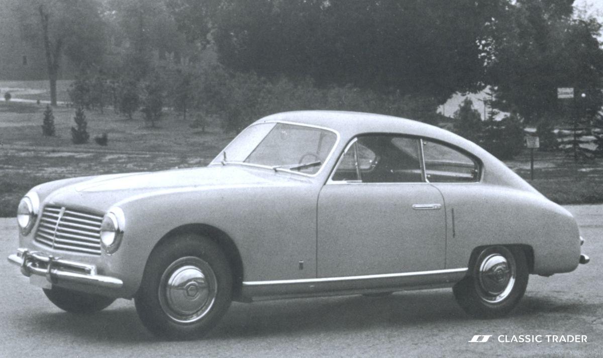 Pininfarina Fiat 1100 S Coupe