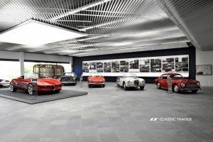 Pininfarina Museum 3