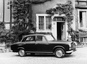 Pininfarina Peugeot 403
