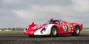 Fünf Alfa Romeo-Klassiker, die Sie lieben werden