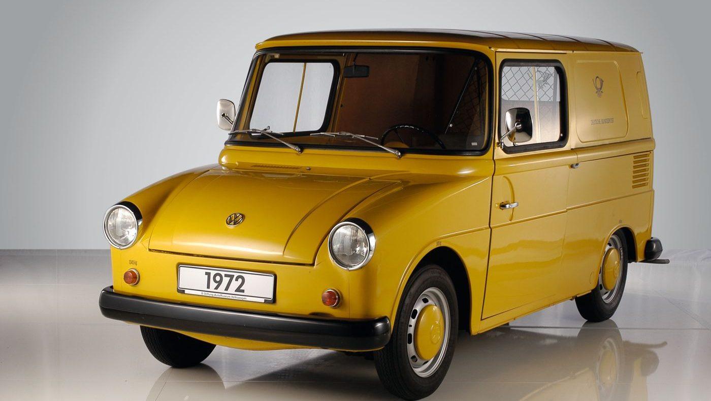 Die unbekannten Volkswagen Fridolin 1