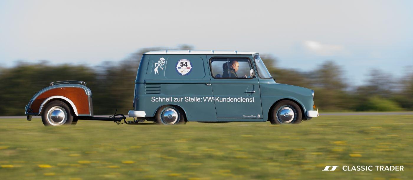 Die unbekannten Volkswagen Fridolin 3