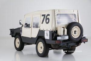 Die unbekannten Volkswagen Iltis 2