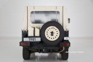 Die unbekannten Volkswagen Iltis 4