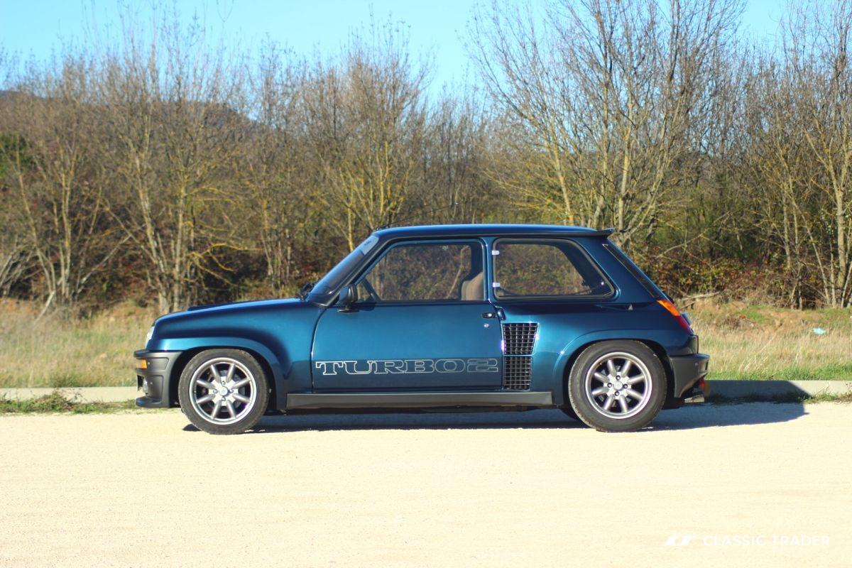 Renault R 5 Turbo 2 1