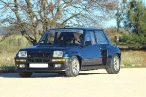 Renault R 5 Turbo 2 3