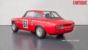 Alfa Romeo Giulia Sprint GTA Rennversion 3