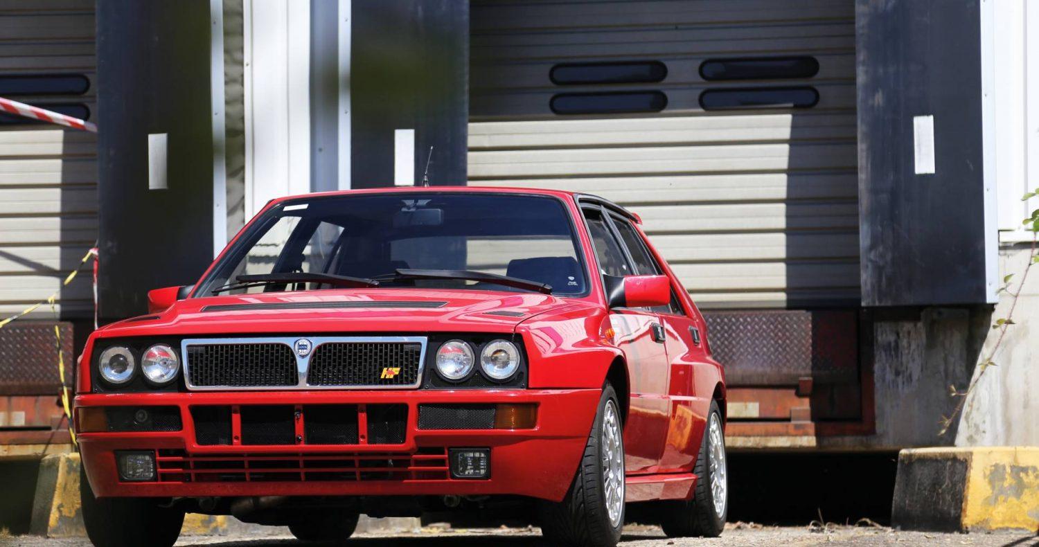 Lancia Delta HF Integrale Evoluzione I