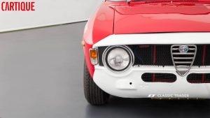Alfa Romeo Giulia Sprint GTA Rennversion 1