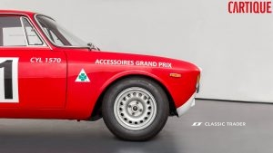 Alfa Romeo Giulia Sprint GTA Rennversion 2