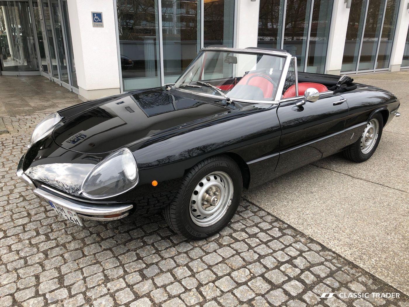 Alfa Romeo Spider Junior 1300 1