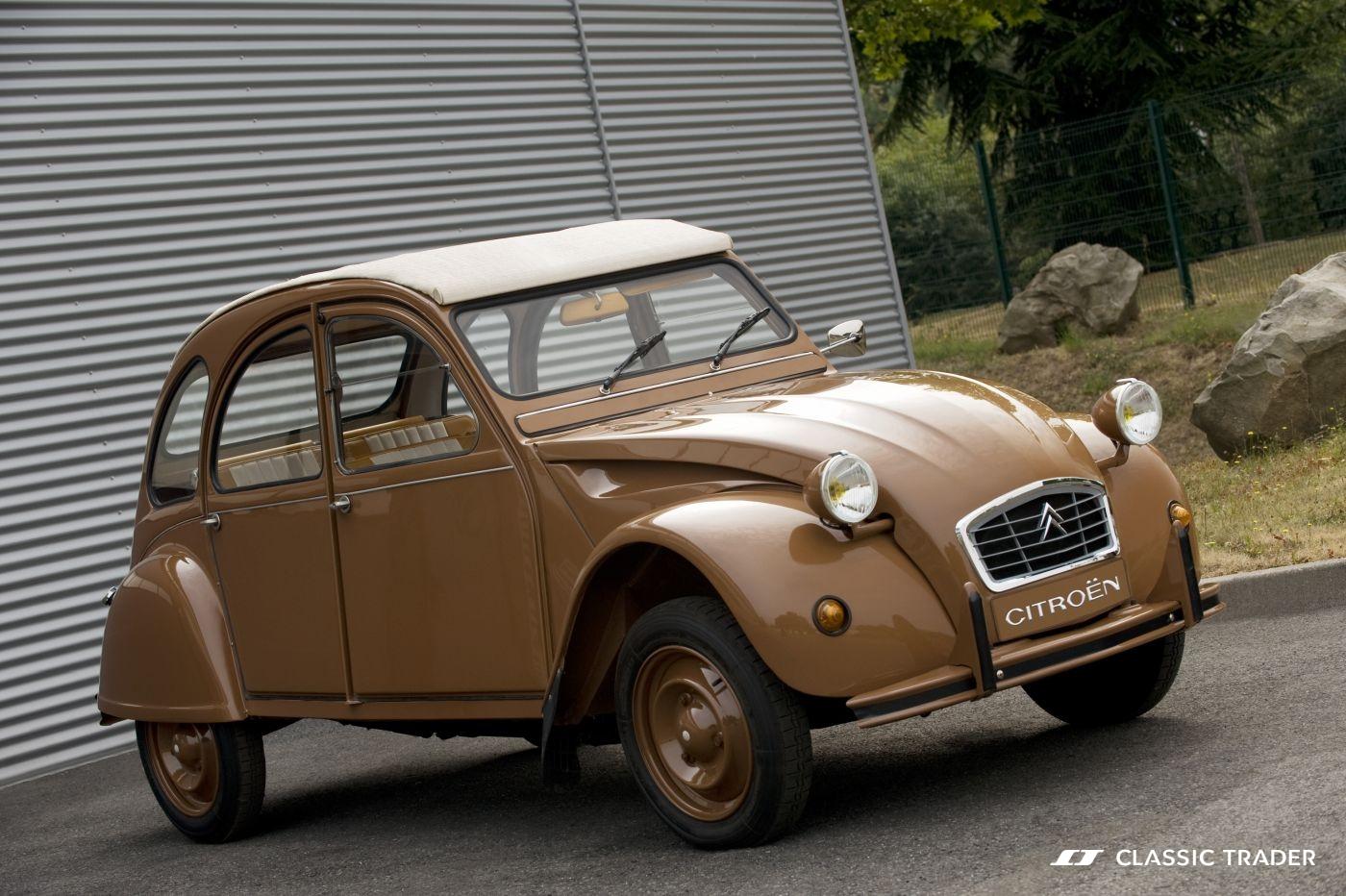 Einstiegsklassiker aus Frankreich Citroen 2 CV (6)