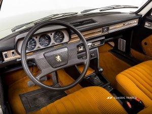 Einstiegsklassiker aus Frankreich Peugeot 504 (12)