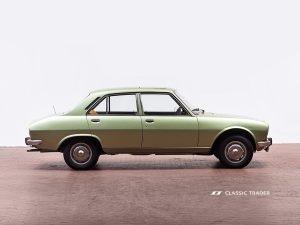 Einstiegsklassiker aus Frankreich Peugeot 504 (3)