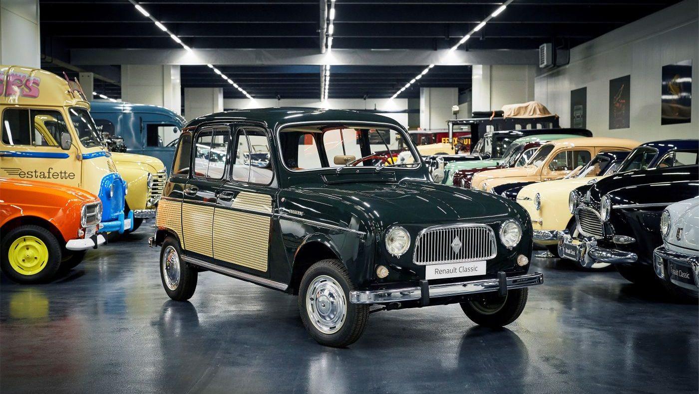 Einstiegsklassiker aus Frankreich Renault 4 (1)