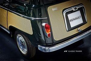 Einstiegsklassiker aus Frankreich Renault 4 10