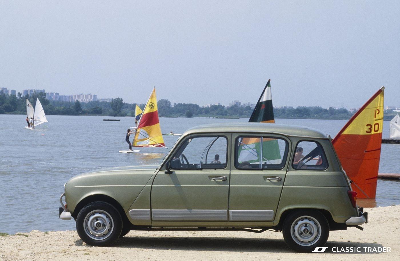 Einstiegsklassiker aus Frankreich Renault 4