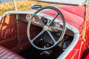 Fünf Vorkriegs-Klassiker Alfa Romeo 6C 1500 3