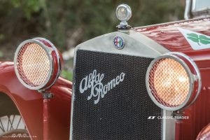 Fünf Vorkriegs-Klassiker Alfa Romeo 6C 1500 5