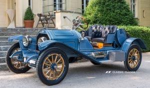 Fünf Vorkriegs-Klassiker Hudson 33 2