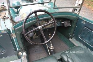 Fünf Vorkriegs-Klassiker Lancia Lambda 3