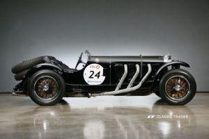 Fünf Vorkriegs-Klassiker Mercedes-Benz SSK 1