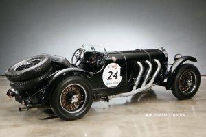 Fünf Vorkriegs-Klassiker Mercedes-Benz SSK 2