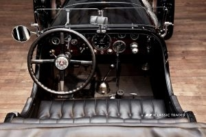Fünf Vorkriegs-Klassiker Mercedes-Benz SSK 3