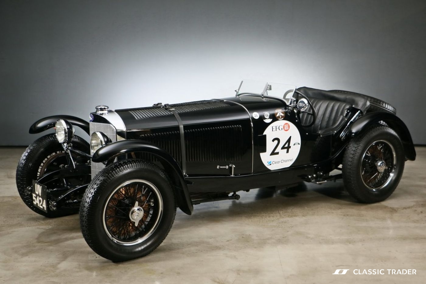Fünf Vorkriegs-Klassiker Mercedes-Benz SSK 4