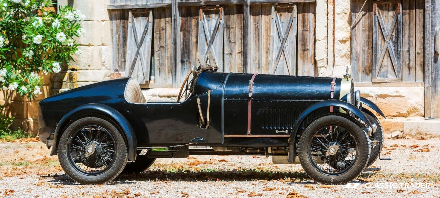 Goodwood Revival Sale 2018 Bugatti Type 30 14