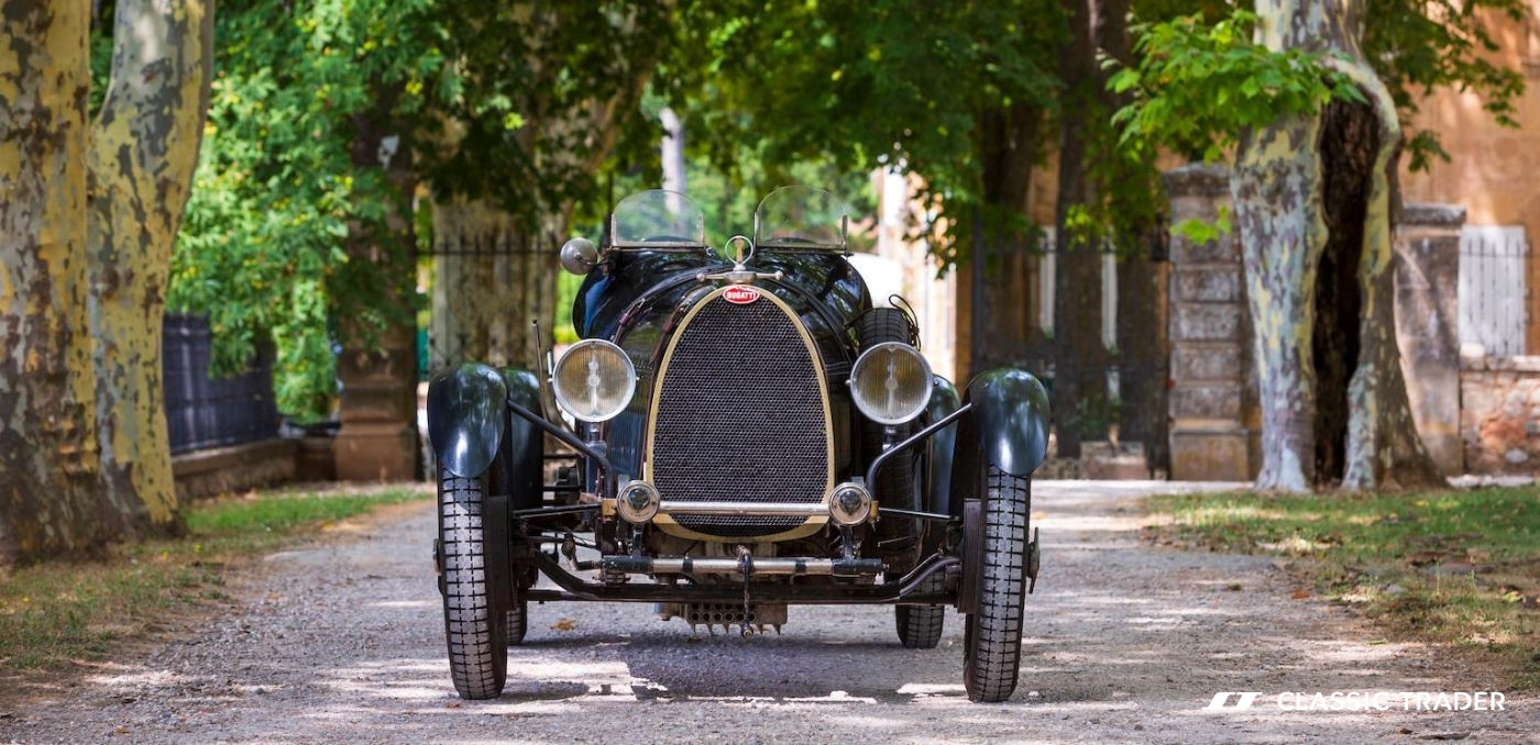 Goodwood Revival Sale 2018 Bugatti Type 30 4