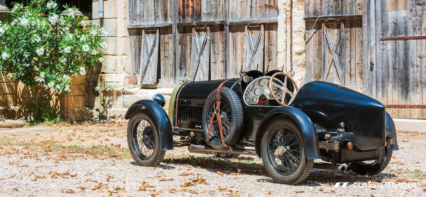 Goodwood Revival Sale 2018 Bugatti Type 30 5